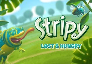 Stripy - Lost & Hungry