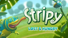 Image for Stripy - Lost & Hungry game