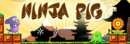 Image of Ninja Pig game