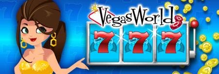 Image of Vegas World game