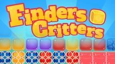 Image for Finders Critters game