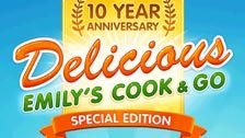 Image for Delicious - Emily's Cook and Go game