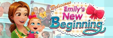 Image of Delicious - Emily's New Beginnings game