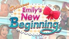 Image for Delicious - Emily's New Beginnings game