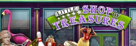 Image of Little Shop of Treasures game