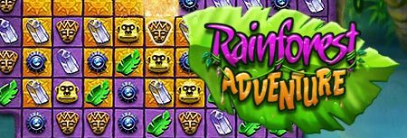 Image for Rainforest Adventure game