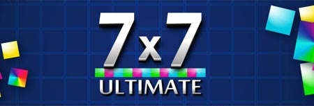 Image of 7x7 Ultimate game
