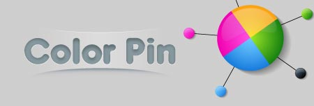 Image of Color Pin game