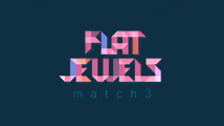 Image for Flat Jewels Match 3 game