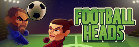 Image of Football Heads game