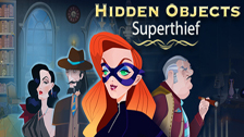 Image for Hidden Objects Superthief game