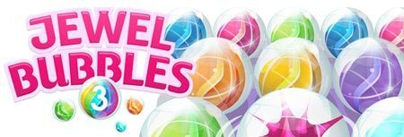 Image of Jewel Bubbles 3 game