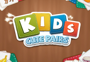 Kids Cute Pairs