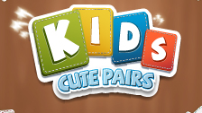 Image for Kids Cute Pairs game
