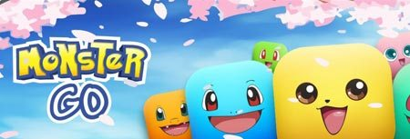 Image of Monster Go game