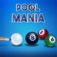Image for Pool Mania game
