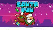 Image for Santa Run game