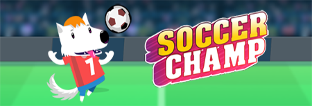 Image of Soccer Champ game