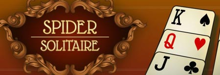 Image of Spider Solitaire game