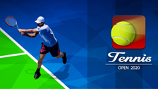 Image for Tennis Open game