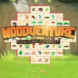 Wood Venture Mahjong