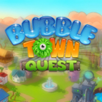 Image for Bubble Town Quest game