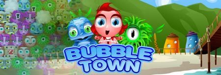 Image of Bubble Town game