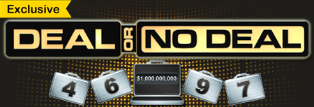 Image of Deal or No Deal for Prizes game
