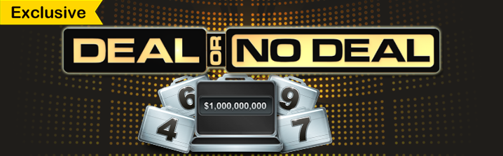 Deal or No Deal for Prizes