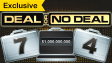 Image for Deal or No Deal for Prizes game