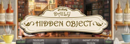 Image for Daily Hidden Object game