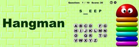 Image of Hangman game