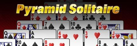 Image of Pyramid Solitaire game