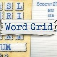 Image for Word Grid game
