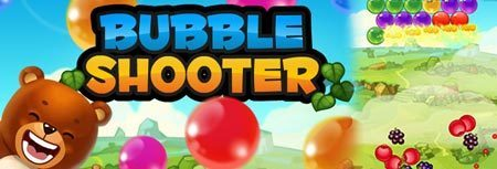 Image of Bubble Shooter game