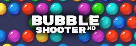 Image of Bubble Shooter HD game