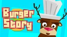 Image for Burger Story game