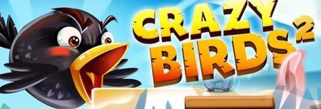 Image of Crazy Birds 2 game