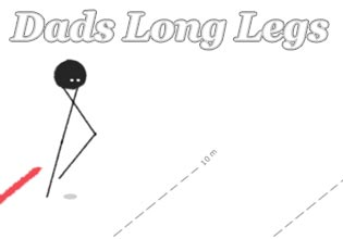 Dads Long Legs