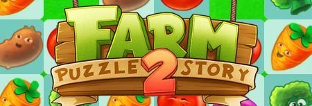 Image of Farm Puzzle Story 2 game