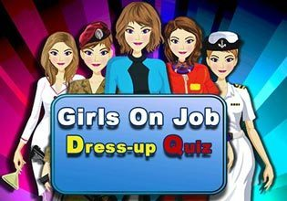Girls on Job