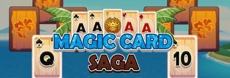 Image of Magic Card Saga game