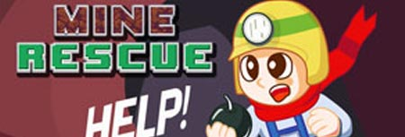 Image of Mine Rescue game