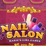 Nail Salon - Marie's Girl Games