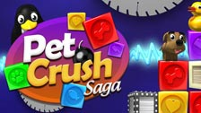 Image for Pet Crush Saga game