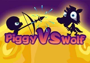 Piggy vs. Wolf