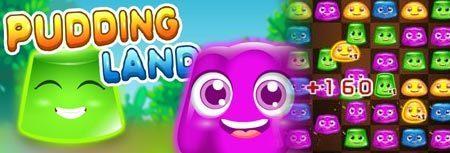 Image of Pudding Land game