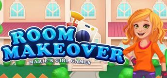 Room Makeover - Marie's Girl Games