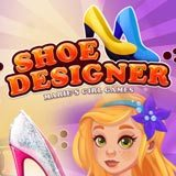Shoe Designer - Marie's Girl Games