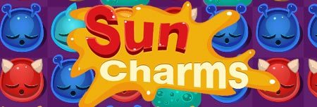 Image of Sun Charms game